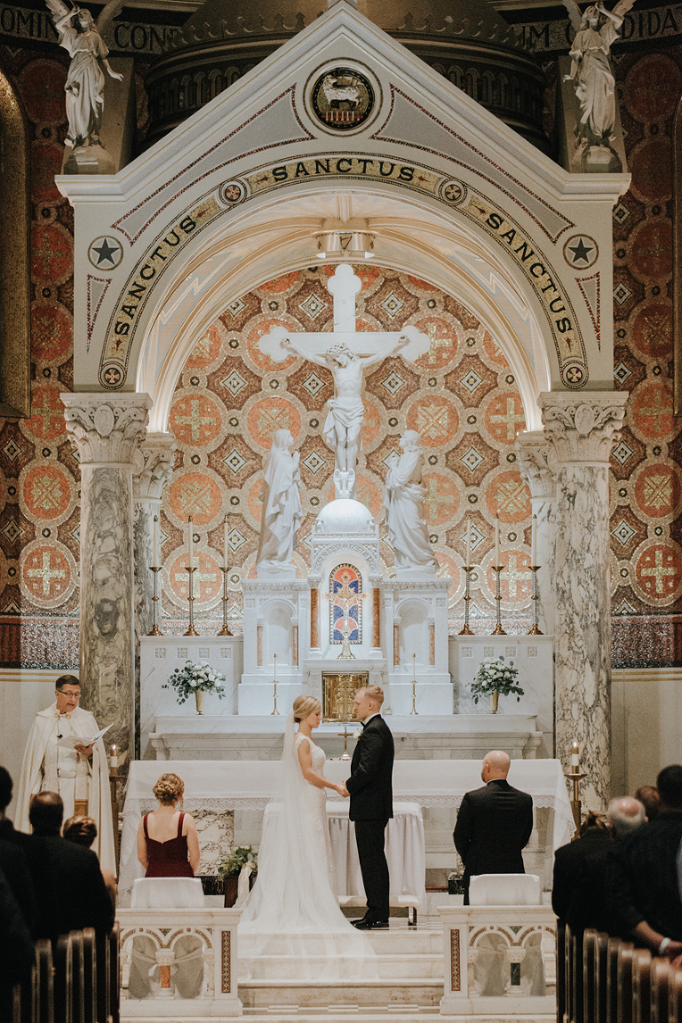 St Louis The Franklin Room Wedding Erin And Dan